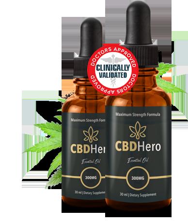 CBD Hero Oil