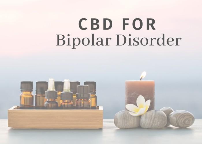 CBD for Bipolar Disorder