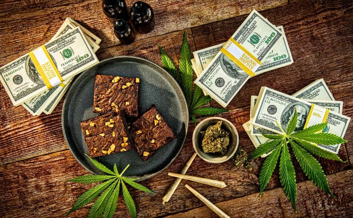 Expensive Marijuana